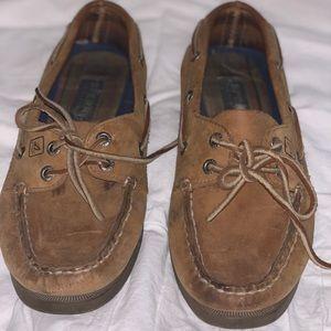 Sperrys board shoes